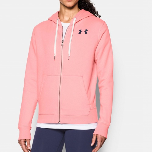 Clothing - Under Armour Favorite Fleece Hoodie 2361 | Fitness