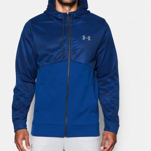 Clothing - Under Armour Fleece Full Zip Hoodie | fitness
