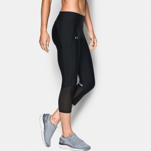 Clothing - Under Armour Fly-By Capris 7933 | Fitness