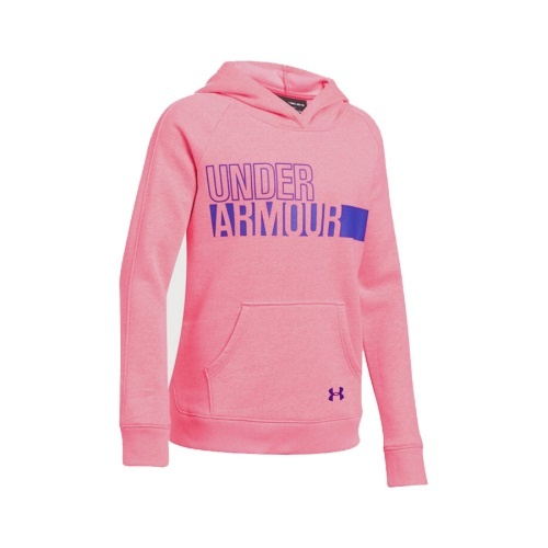 Clothing - Under Armour Girls Favorite Fleece Hoodie | fitness