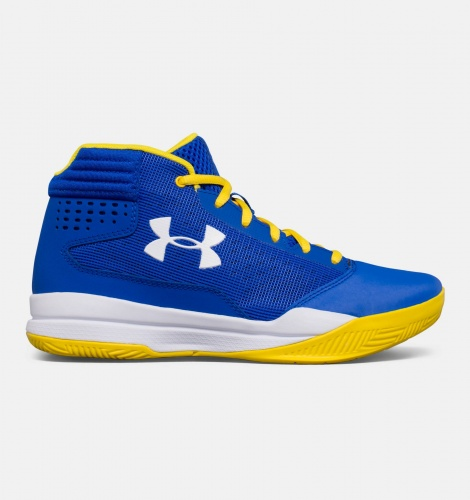 Shoes - Under Armour Grade School Jet Shoes 6009 | Fitness