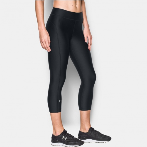 Clothing - Under Armour HeatGear Armour Capri 7905 | Fitness