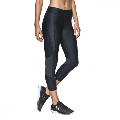 - Under Armour HG Armour Printed Crop |