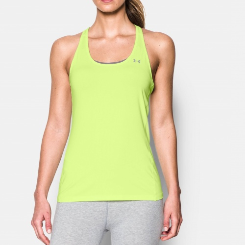 Clothing - Under Armour HG Armour Racer Tank | fitness