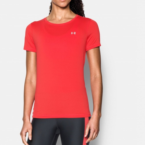 Clothing - Under Armour HG Armour Short Sleeve Shirt | fitness