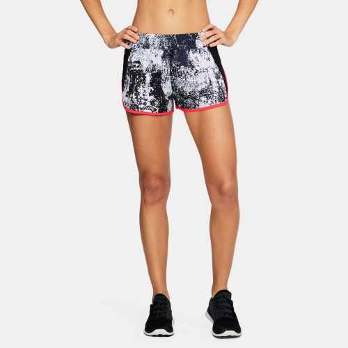Clothing - Under Armour Launch Printed Tulip Shorts | fitness