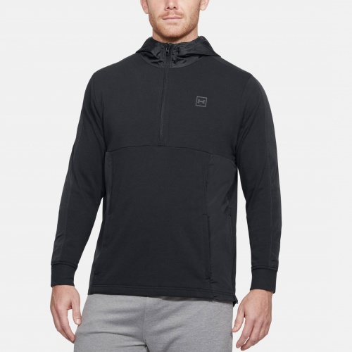 Clothing - Under Armour Microthread Terry Hoodie 0585 | Fitness