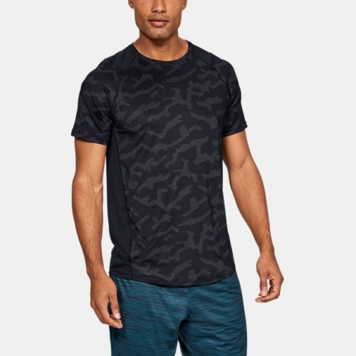 Clothing - Under Armour MK-1 Short Sleeve Printed 7249 | Fitness