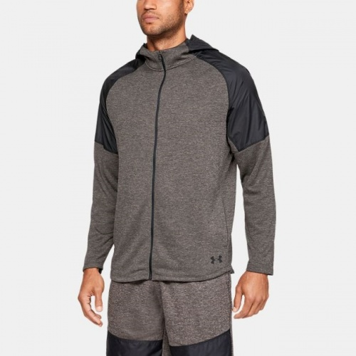 Clothing - Under Armour MK-1 Terry Full Zip Hoodie 7404 | Fitness