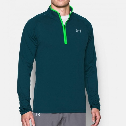 Clothing - Under Armour No Breaks 1/4 Zip 5037 | Fitness