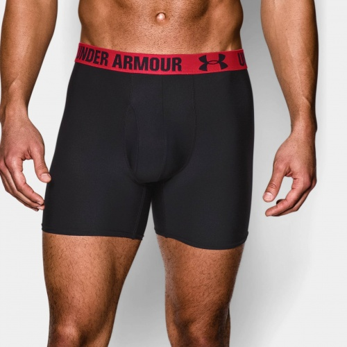 Accessories - Under Armour Performance Boxerjock 2 Pack | Fitness
