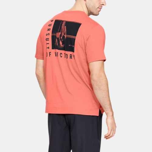 Clothing - Under Armour Pursuit Of Victory Left Chest Short Sleeve 9622 | Fitness