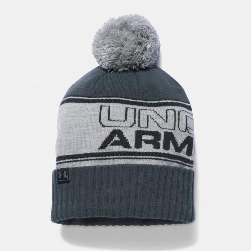 Accessories - Under Armour Retro Pom Beanie | fitness