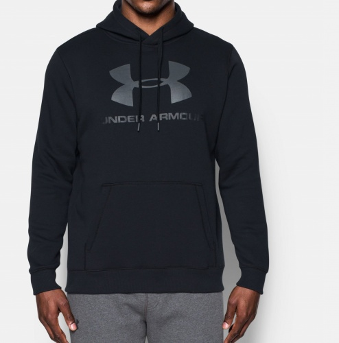 - Under Armour Rival Fleece Fitted Hoodie |