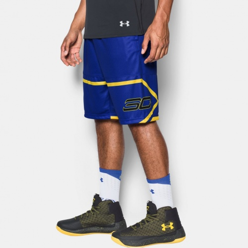Clothing - Under Armour SC30 Pick n Roll Shorts | fitness