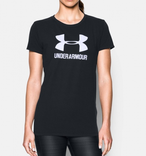 - Under Armour Sportstyle Crew Shirt |