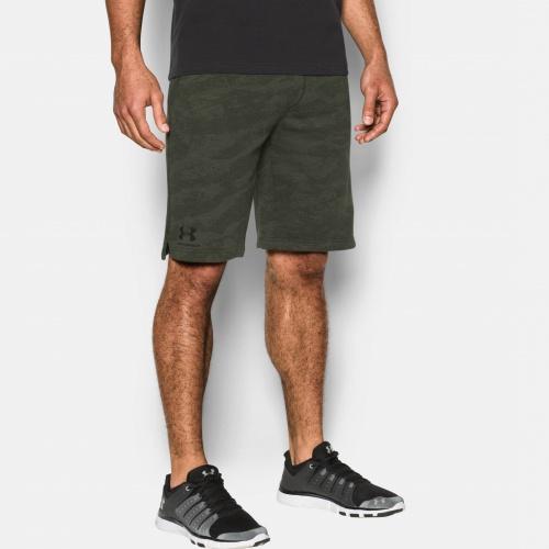 Clothing - Under Armour Sportstyle Fleece Camo | fitness