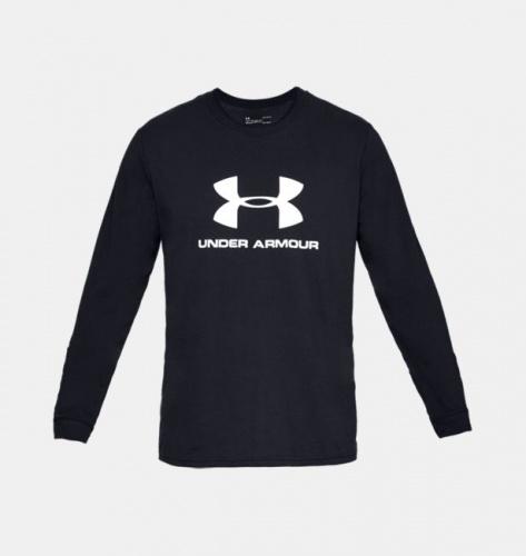 Clothing -  under armour Sportstyle Logo Long Sleeve T-Shirt 9283