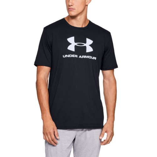 Clothing - Under Armour Sportstyle Logo Short Sleeve T-Shirt 9590 | Fitness