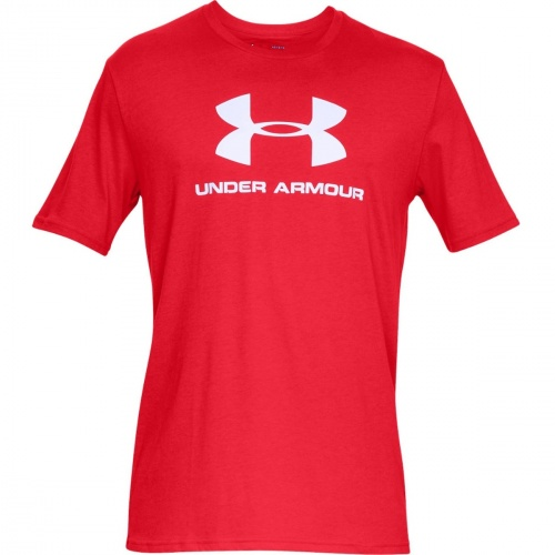 Clothing -  under armour Sportstyle Logo Short Sleeve T-Shirt 9590