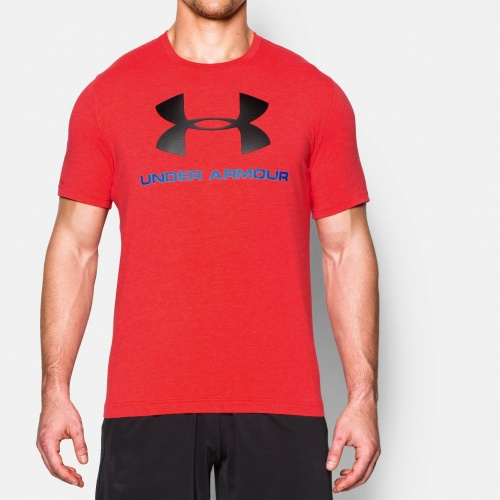 - Under Armour Sportstyle Logo T-Shirt |