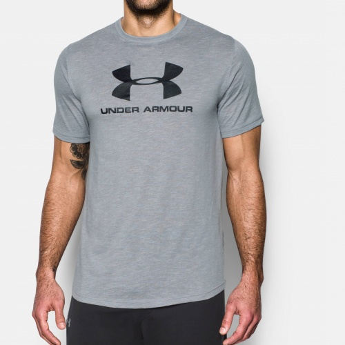 - Under Armour Sportsyle Branded T-Shirt |