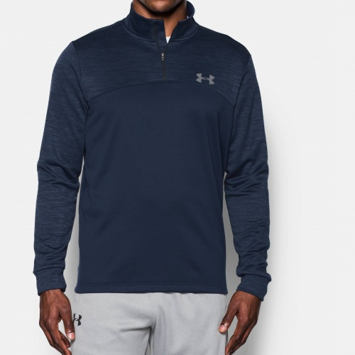 Clothing - Under Armour Storm Armour Fleece 1/4 Zip  | fitness