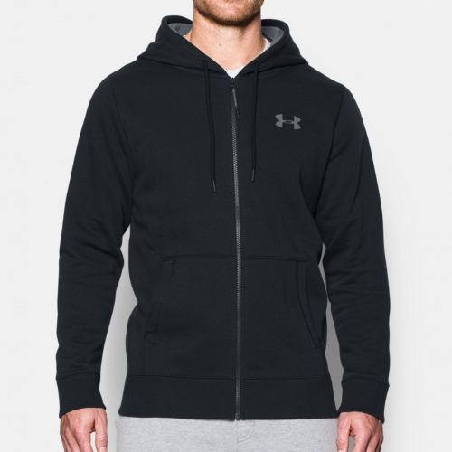 Image of: under armour - Storm Rival Fleece Zip Hoodi