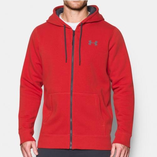 Clothing - Under Armour Storm Rival Fleece Zip Hoodi | fitness