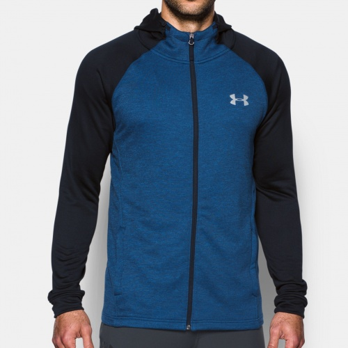 Clothing -   under armour Tech Terry Fitted Hoodie | Fitness