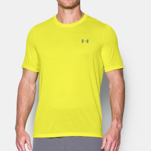Clothing - Under Armour Threadborne Fitted T-Shirt | fitness