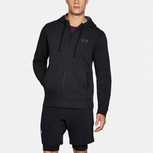 Image of: under armour - Threadborne Fleece Full Zip
