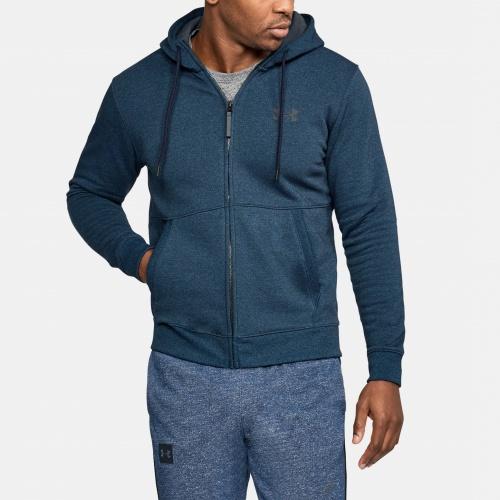 Clothing - Under Armour Threadborne Fleece Full Zip | fitness