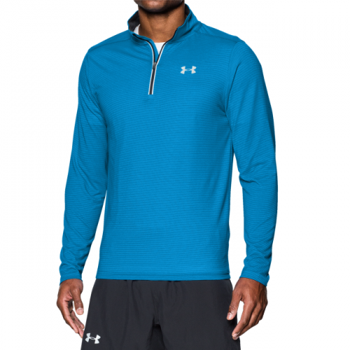 Clothing - Under Armour Threadborne Streaker Run 1/4 Zip 1851 | Fitness