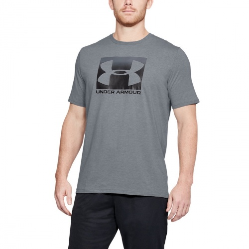 Clothing - Under Armour UA Boxed Sportsyle T-Shirt 5660 | Fitness