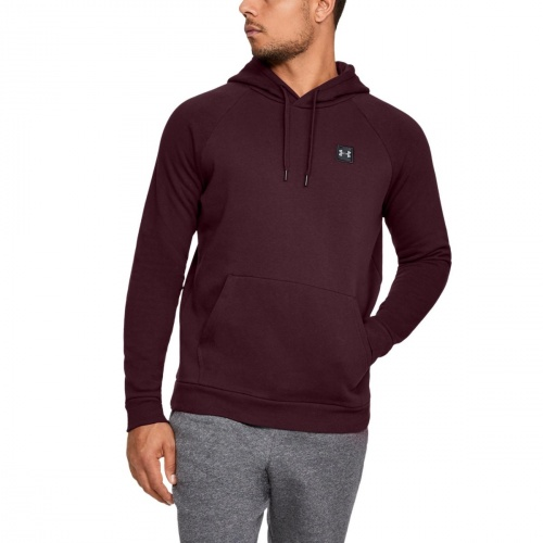 Clothing - Under Armour UA Rival Fleece Hoodie 0736 | Fitness