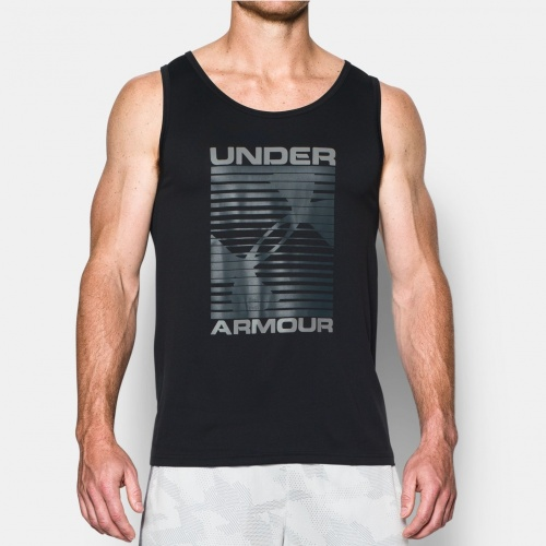 Clothing - Under Armour UA Tech Turned Up Tank 0835 | Fitness