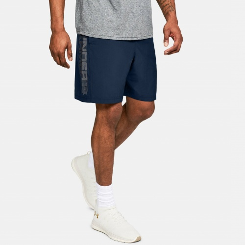 Clothing - Under Armour Woven Graphic Wordmark Short 0203 | Fitness