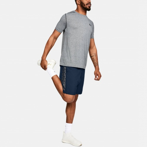 Clothing -  under armour Woven Graphic Wordmark Short 0203