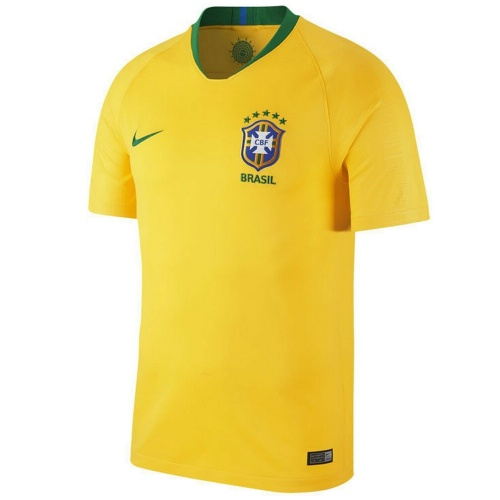 Fotbal Equipment - Nike Brazil CBF Stadium Home | Fotbal