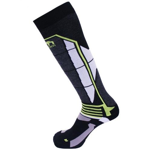 Socks - Mico Argento Ski Sock | Snowwear