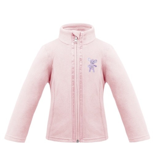 2nd Layer - Poivre Blanc Baby Girl Polar Jacket | Snowwear