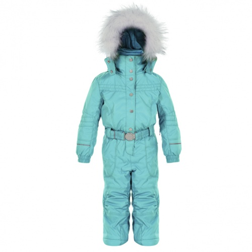 Image of: poivre blanc - Baby Girl Ski Overall