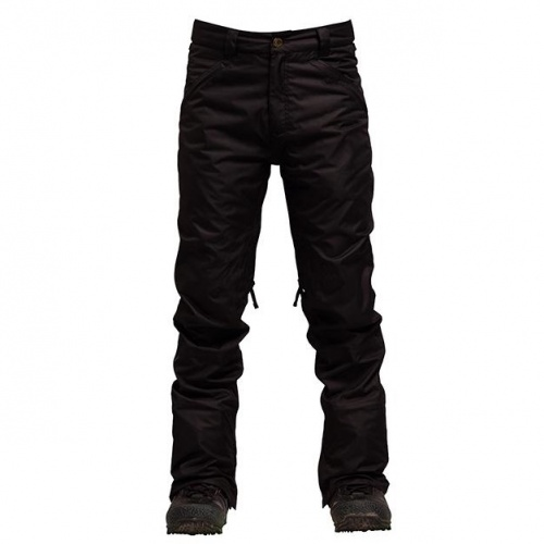 Ski & Snow Pants - Bonfire Blackline Pant | Snowwear