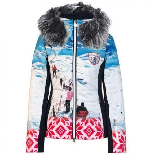 Ski & Snow Jackets - Sportalm Chipa Jacket with Fur | Snowwear