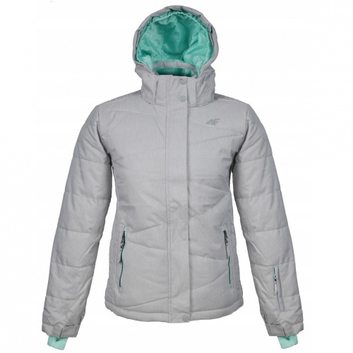 Ski & Snow Jackets - 4f Girls Ski Jacket JKUDN001