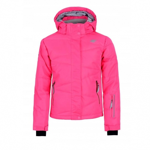 Ski & Snow Jackets - 4f Girls Ski Jacket JKUDN001 | Snowwear
