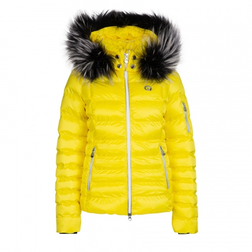 Ski & Snow Jackets - Sportalm Kyla 1953 Jacket with Fur | Snowwear