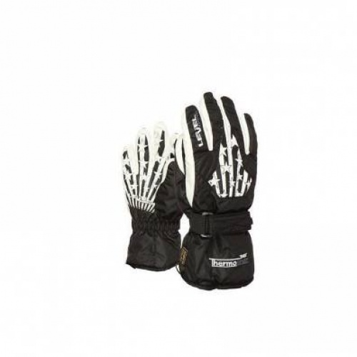 Ski & Snow Gloves - Level Junior Black Stars | Snowwear