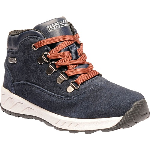 Shoes - Regatta Grimshaw Suede Md High Rise | Outdoor